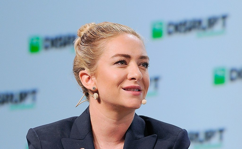 Bumble : Whitney Wolfe Herd Becomes The World's Youngest Self-made Woman Billionaire.