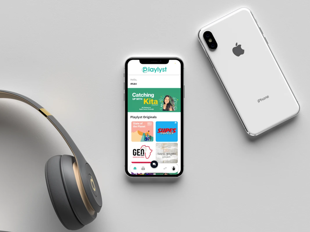South African Start-Up Playlyst Studios Is Disrupting The Podcast Industry