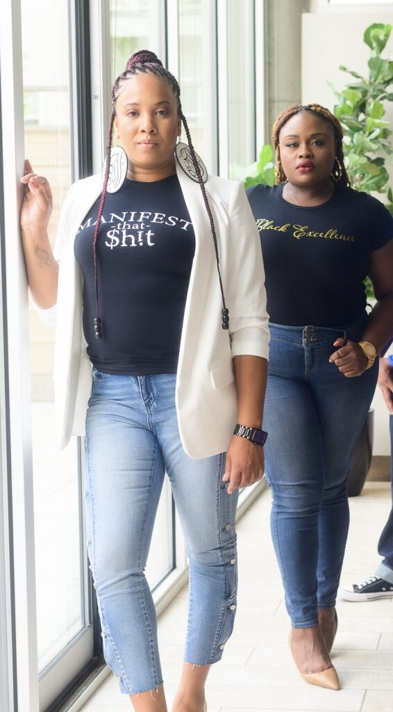 Shay and Jice standing